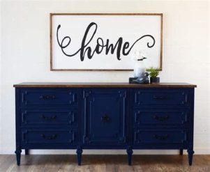 Cool Navy Painted Bedroom Furniture Ideas 02