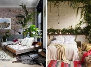 Most Popular Nature Themed Bedroom Ideas 24