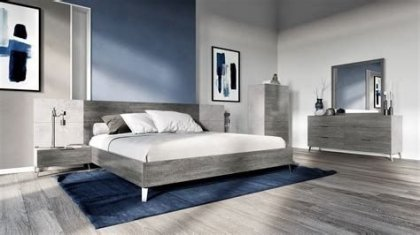 Totally Cute Charcoal Grey Bedroom Set Ideas 24
