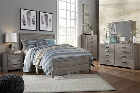 Totally Cute Charcoal Grey Bedroom Set Ideas 34