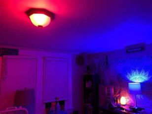 Amazing Aesthetic Rooms With Led Lights Ideas 05
