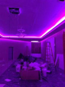 Amazing Aesthetic Rooms With Led Lights Ideas 29