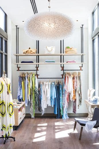 Beautiful Very Small Boutique Design 21