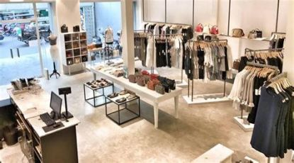 Beautiful Very Small Boutique Design 26