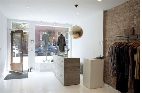 Beautiful Very Small Boutique Design 36
