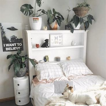 Cool Aesthetic Bedroom Background Ideas 14