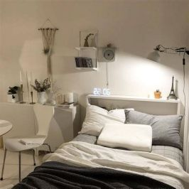 Cool Aesthetic Bedroom Background Ideas 25