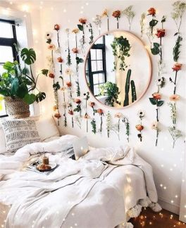Cool Aesthetic Bedroom Background Ideas 30