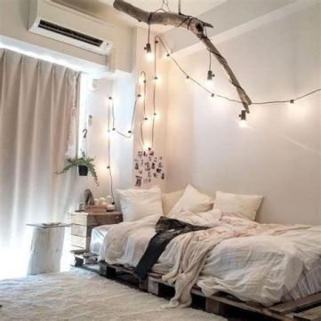 Cool Aesthetic Bedroom Background Ideas 41