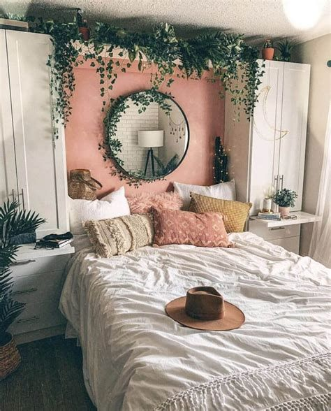 Cool Aesthetic Bedroom Background Ideas 45