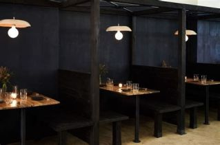 Lovely Low Budget Small Restaurant Design Ideas 32