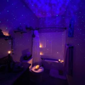 Most Popular Aesthetic Room With Led Lights Ideas 08