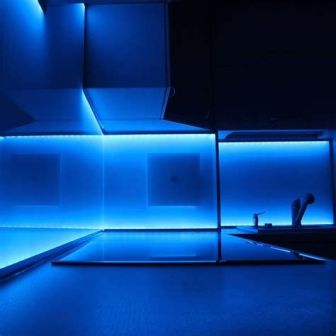 Most Popular Aesthetic Room With Led Lights Ideas 26