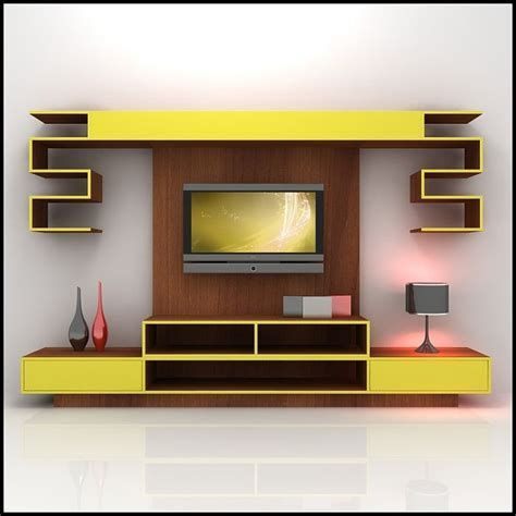 Totally Cute Simple Showcase Designs For Hall Ideas 32