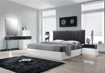 Awesome Grey And White Bedroom Ideas 05