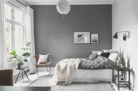 Awesome Grey And White Bedroom Ideas 31