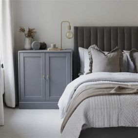 Awesome Grey And White Bedroom Ideas 32
