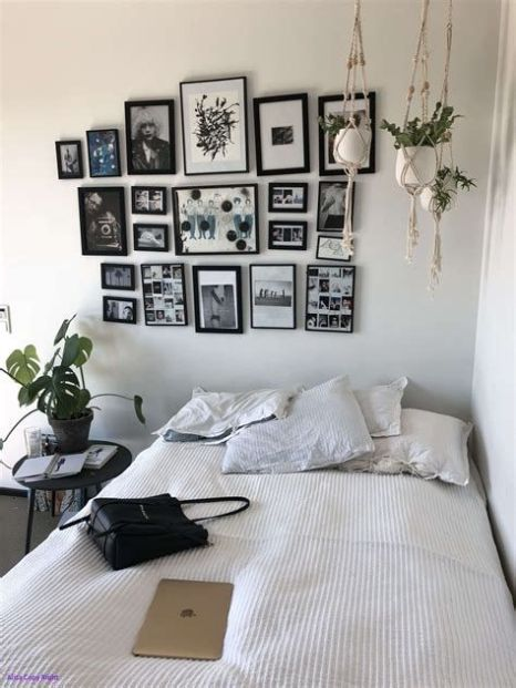 Totally Cute Black And White Room Aesthetic Ideas 16