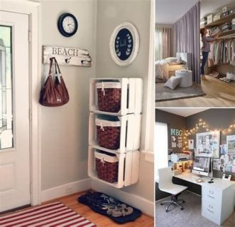 Cool Interior Design Ideas For Small Homes In Low Budget 35