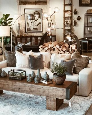 Gorgeous Middle Class Living Room Ideas 06