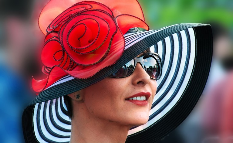 Vodacom Durban July 2018 - Fashion Inspiration Audrey Hepburn