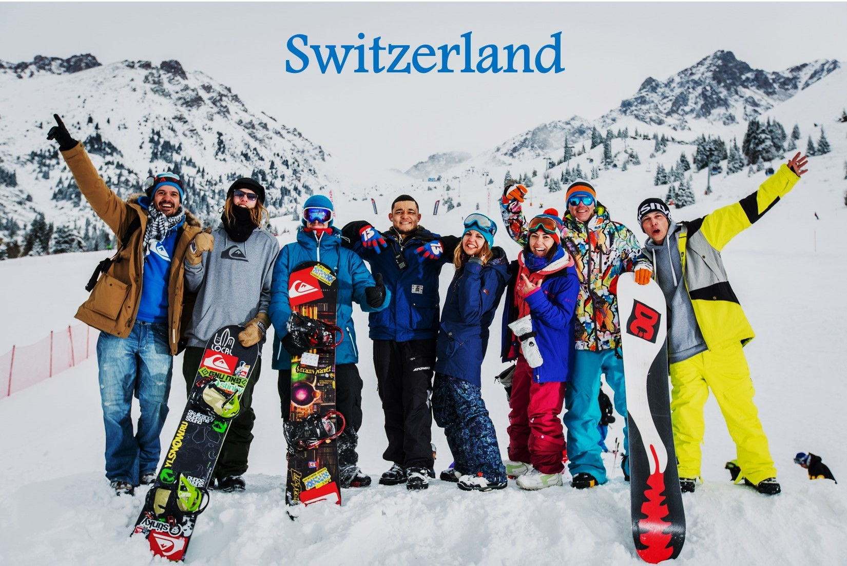 5 Awesome Things To Do in Switzerland! Clueless Central