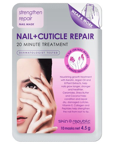 Skin Republic Nail + Cuticle Repair Treatment