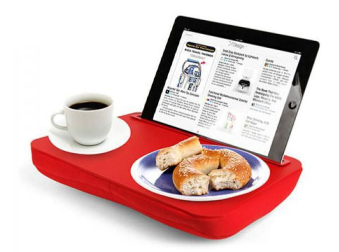 iBed Lap Desk Stand for iPad
