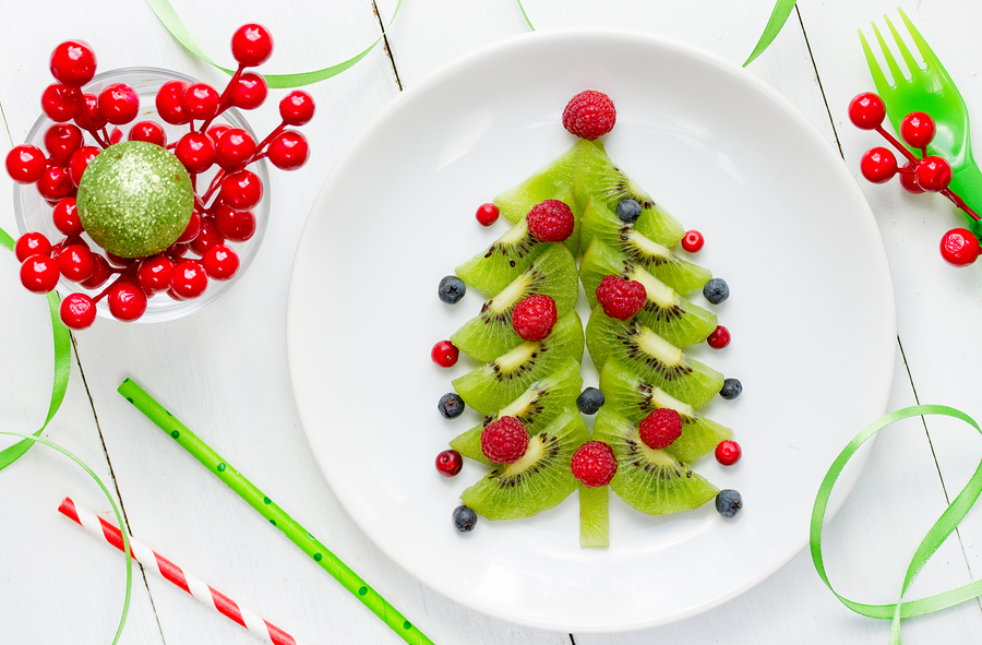 Healthy Festive Desserts