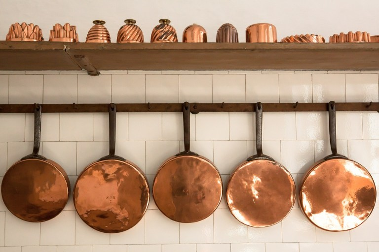 10 Chic Rose Gold Picks for your Kitchen!