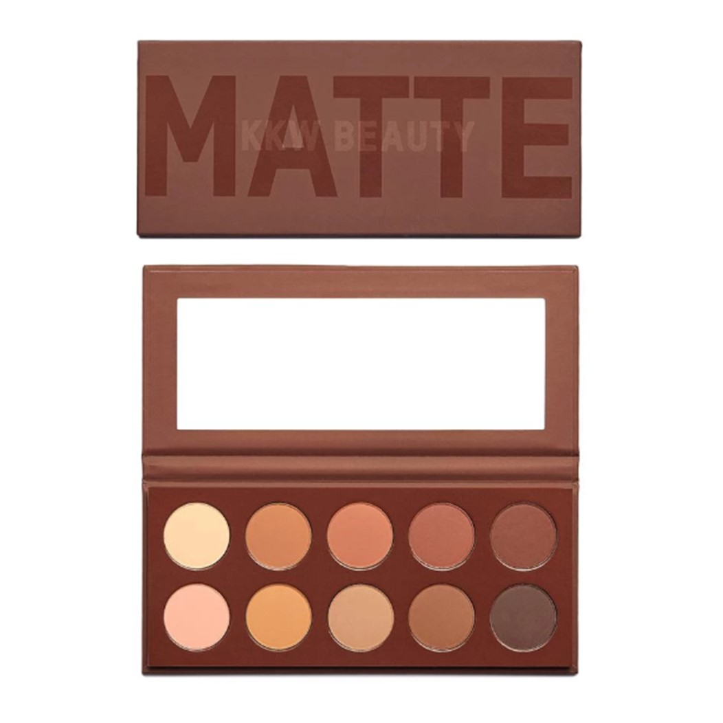 KKW BEAUTY - MATTE COCOA EYESHADOW PALETTE