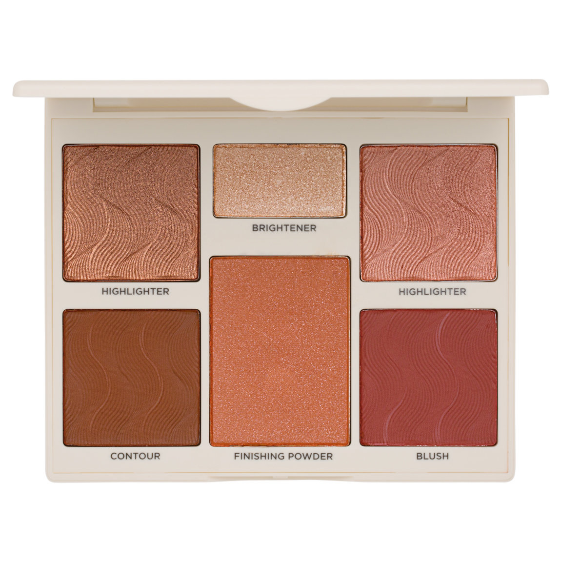 COVER | FX Perfector Face Palette - Medium Deep
