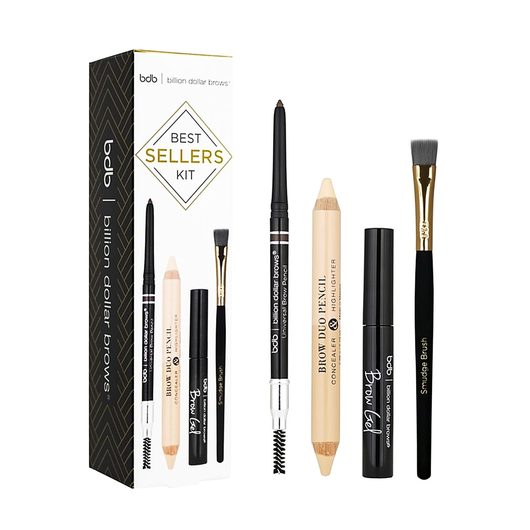 Billion Dollar Brow - Best Sellers Kit