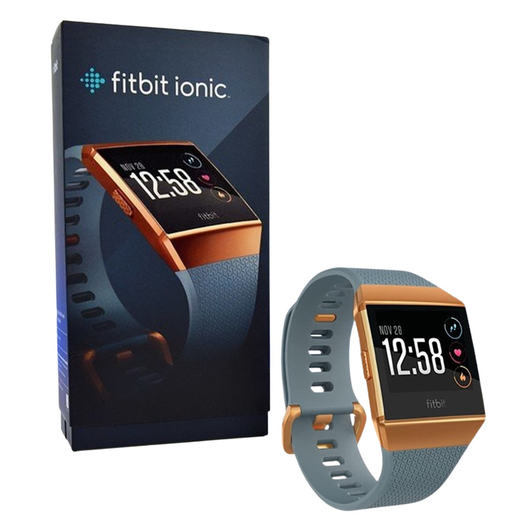 Fitbit - Ionic™ GPS smartwatch