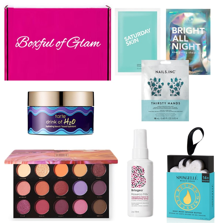Boxful of Glam - The Selfless Mom