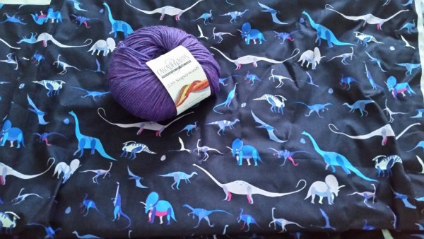 Lizzy House Natural History fabric