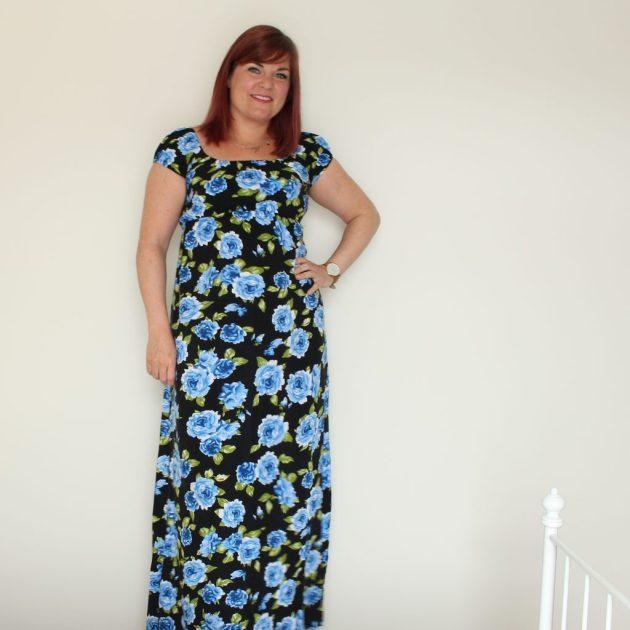 New Look 6096 maxi dress