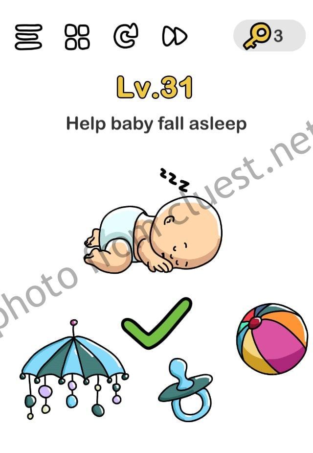 Jawaban Brain Out Level 31 : jawaban, brain, level, Giraffe, Brain, Level, Answer