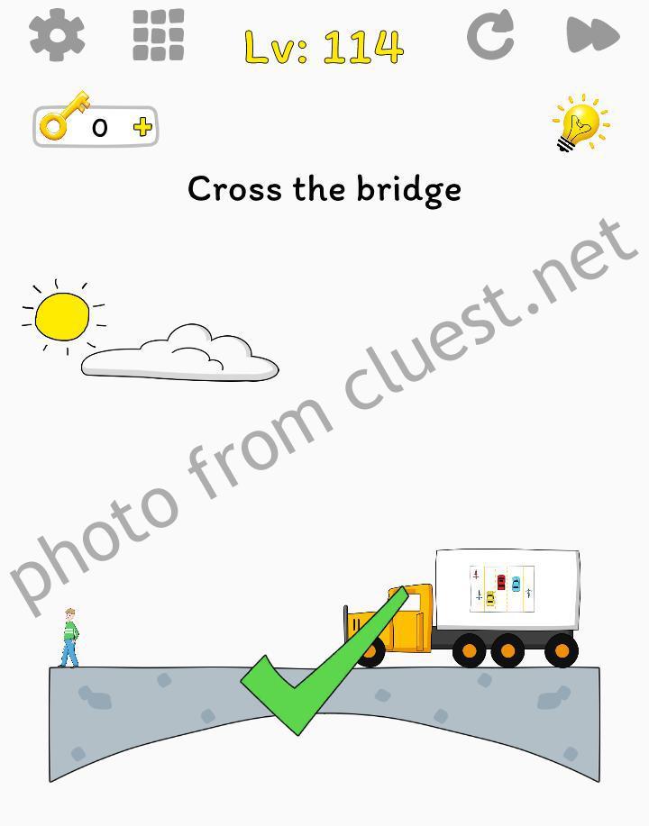 Jawaban Kidding Me : jawaban, kidding, Kidding, Level, Cross, Bridge, Answers, Solutions, CLUEST