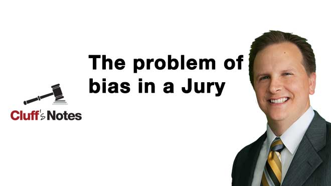 the problem of bias in jury selection with brigham cluff of cluff law