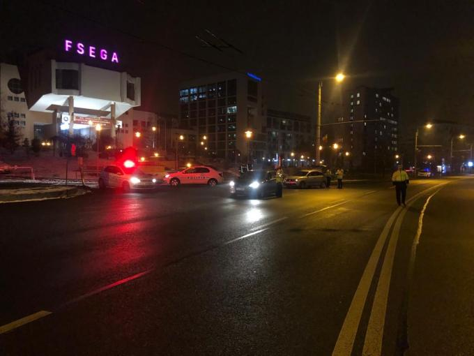 (Foto) Poliția Cluj: Razie de amploare, pe tip de noapte 2