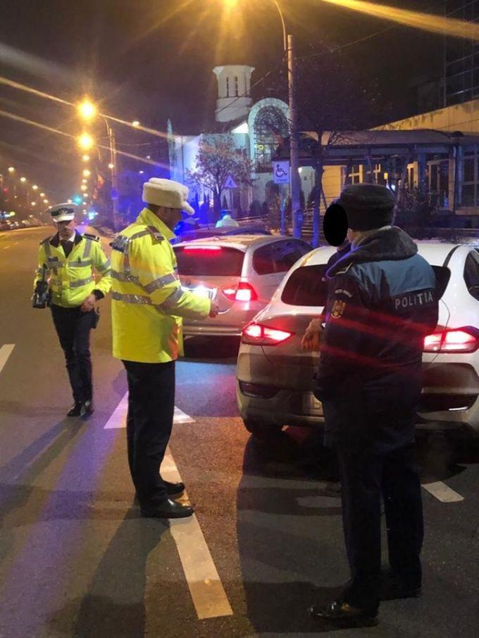 (Foto) Poliția Cluj: Razie de amploare, pe tip de noapte 4