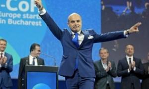 """Rareş Bogdan: """"Nu vreau să candidez la Primăria București...Mă rog la Dumnezeu să nu-i dea lui Iohannis acest gând și să nu mă cheme. Sper să mă cheme să susțin candidatul. Să îmi spună să îl ajuți pe x sau să îl ajuți pe y. O să vorbesc dimineață cu..."""" 4"""