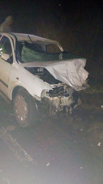 (Foto) Accident grav. Șofer de BMW mort, 4 persoane rănite între Cluj și Zalău 3