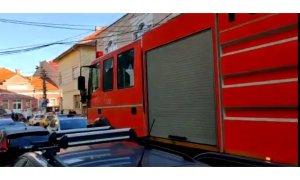 (Video) Explozie în Cluj la o locuință. Un bărbat a fost rănit 5