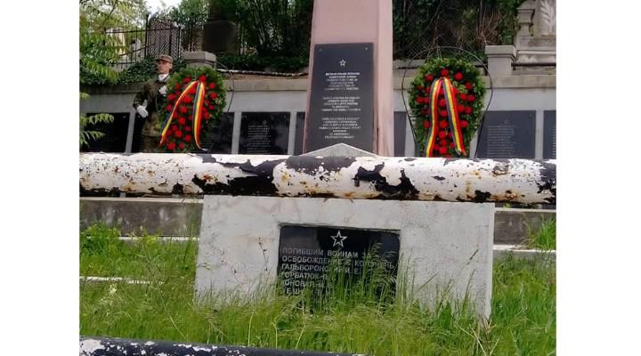 Cluj. Explicația MAPN după ce militarii de la Turda au dat onorul la cimitirul sovietic și nu în cel românesc 1