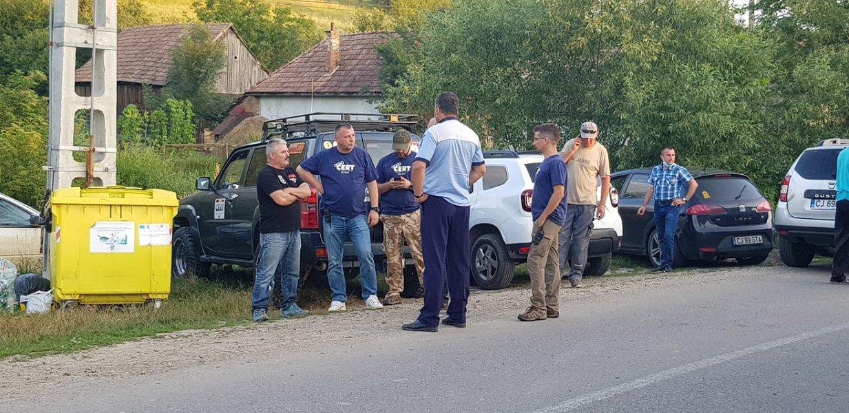 Video Cluj. Momentul când e capturat tatăl monstru care și-a ucis băiețelul de 8 ani 3