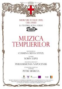 muzica templierilor