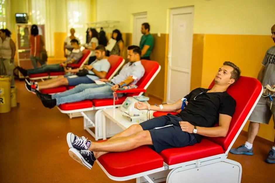 Donezi sânge şi intri gratuit la UNTOLD sau NEVERSEA
