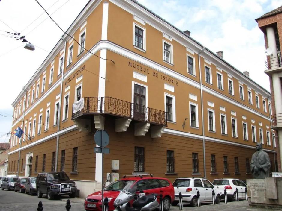 Muzeul Naţional de Istorie a Transilvaniei